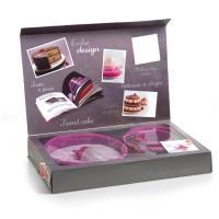 法國mastrad 三層蛋糕模具禮盒組