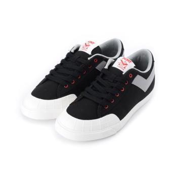 PONY SLAM DUNK LOW 限定版復古板鞋 黑灰 83M1SD92BK 男鞋 鞋全家福