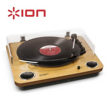 Ion Audio 極致復古黑膠唱機-MAX LP