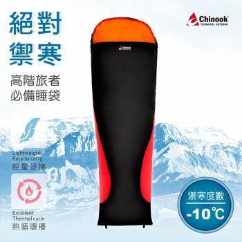 Chinook-負10°C Primaloft 科技棉掌中寶睡袋20215(露營睡袋)