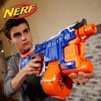 NERF-菁英系列-強速機關連發