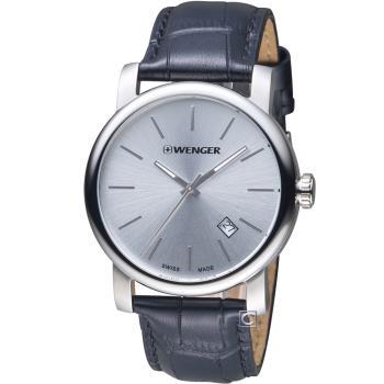 WENGER Urban 都會系列 現代經典紳士腕錶 01.1041.122