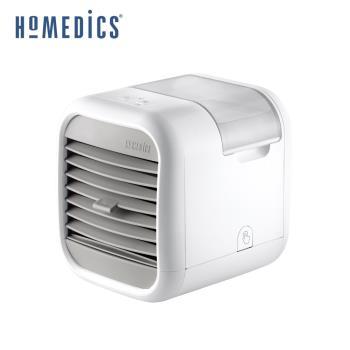 美國 HOMEDICS MYCHILL  移動式勁涼水冷扇-白色(大)PAC-35