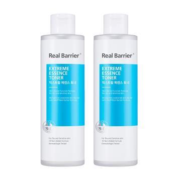 【Real Barrier沛麗膚】屏護保濕精華化妝水2入組(190ml x2)