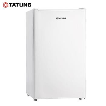 TATUNG大同 101公升單門冰箱 TR-101GTW-W