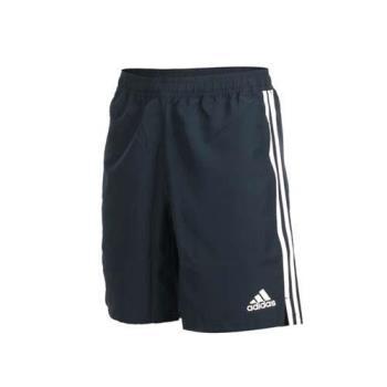 ADIDAS 男足球運動短褲-訓練 慢跑 五分褲 愛迪達