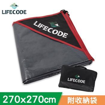 LIFECODE 加厚防水PE地墊/地席270x270cm