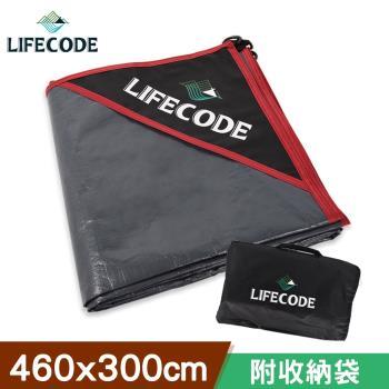 LIFECODE-加厚防水PE地墊/地席460x300cm