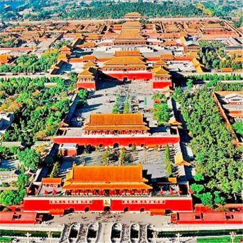 北京冬季漫遊故宮頤和園長城五星美食7日(無購物)旅遊