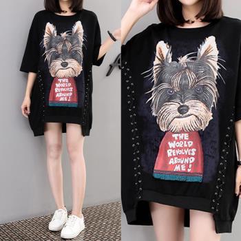 韓國KW  摩登時尚韓製寬鬆上衣