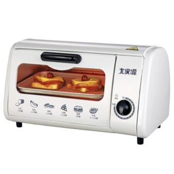 大家源 8公升電烤箱 TCY-3808A