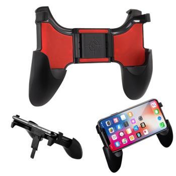 絕地求生FreeFire荒野行動 吃雞手柄 遊戲手把 拉伸手柄 遊戲握把 多功能手機支架