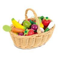 【法國Janod】妙廚師好料理-蔬果總匯提籃組(24pcs)