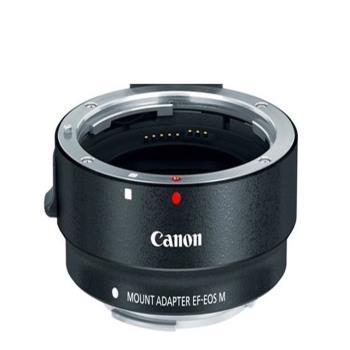 Canon 鏡頭轉接器 轉接環 EOS-M 平行輸入