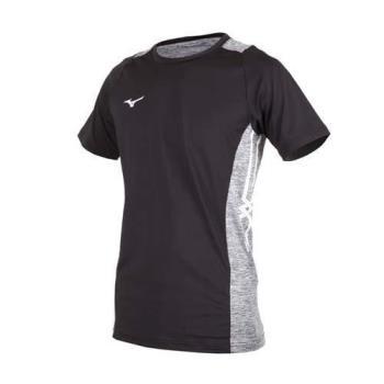 MIZUNO 男排球短袖T恤-短T 短袖上衣 訓練 美津濃