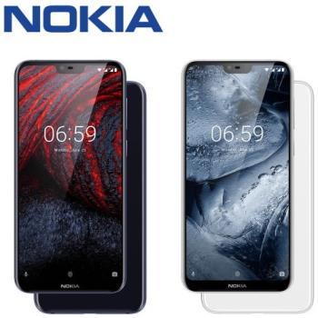 【NOKIA】6.1 Plus 5.8吋4G/64G智慧型手機(聯強公司貨)
