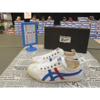 ONITSUKA TIGER MEXICO 66 SLIP ON 無鞋帶休閒鞋 正品ISPORT TH1B2N0143 女款 經典款