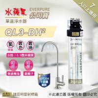 EVERPURE水蘋果 QL3-BH2 單道淨水器