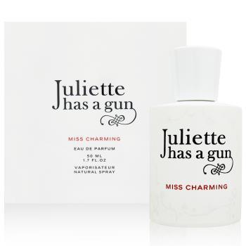 Juliette has a gun帶槍茱麗葉 MISS CHARMING迷人小姐淡香精50ml(法國進口)