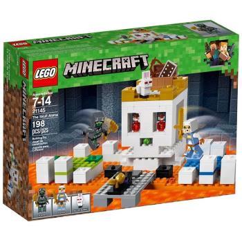LEGO樂高積木 - Minecraft系列 - The Skull Arena 21145