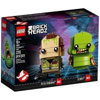 LEGO樂高積木 - Brickheadz 積木人偶系列 - 魔鬼剋星 彼得·文克曼&史萊姆 41622