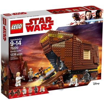 LEGO樂高積木 - STAR WARS 星際大戰系列 - Sandcrawler™ 75220