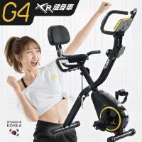 Well Come好吉康 二合一磁控飛輪健身車XR-G4