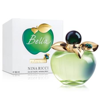 Nina Ricci Bella貝拉甜心女性淡香水(50ml)-送品牌小香