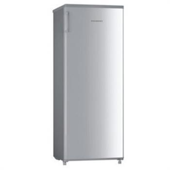 含標準安裝【華菱】180L 直立式冰櫃 冷凍櫃左開 精緻鈦(HPBD-180WY)