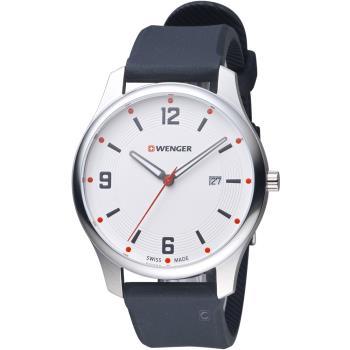 WENGER City 城市系列 活躍生活時尚腕錶 01.1441.108