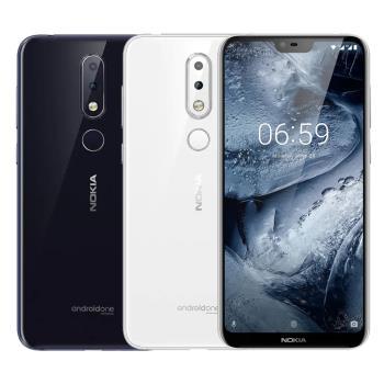 Nokia 6.1 Plus 5.8吋八核智慧機 4G/64G