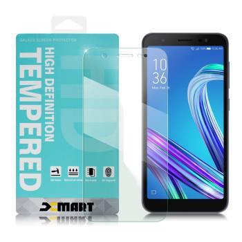 Xmart for ASUS ZenFone Live L1 ZA550KL 薄型 9H 玻璃保護貼-非滿版