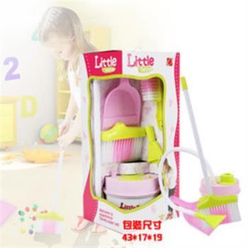 【funKids】兒童打掃清潔玩具套組-(附電池)