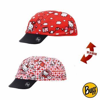 BUFF 飛行KITTY COOLMAX兒童雙面遮陽帽