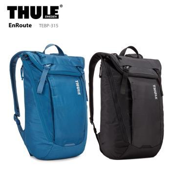 【THULE】EnRoute 15吋 電腦後背包TEBP315-多色可選  (電腦包/後背包/筆電包/都樂/mac電腦包/mac筆電包)