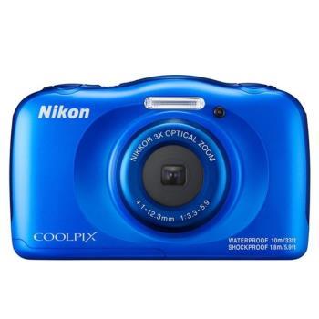 NIKON COOLPIX W100 防水數位相機(公司貨)