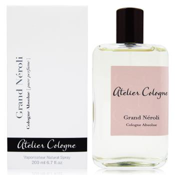 Atelier Cologne Grand Neroli香濃橙花香水200ml(法國進口)