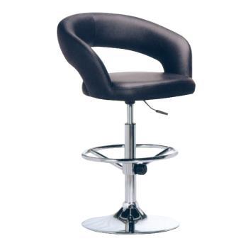 傢俱屋 貝威特吧台椅 黑皮 紅皮 米白皮