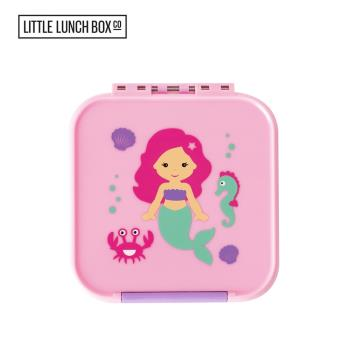 【BabyTiger虎兒寶】澳洲 Little Lunch Box 小小午餐盒 - Bento 2 (美人魚)