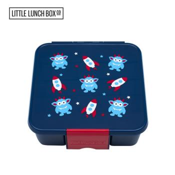 【BabyTiger虎兒寶】澳洲 Little Lunch Box 小小午餐盒 - Bento 3 (太空星球)