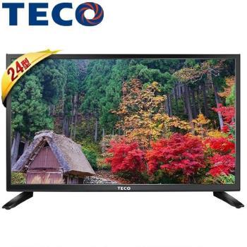 TECO 東元 TL24K2TRE 24吋 IPS低藍光液晶顯示器+視訊盒