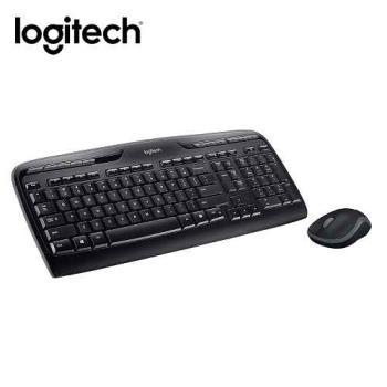 【logitech 羅技】MK330R 無線鍵鼠組