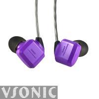 VSONIC GR07X 旗艦2.5平衡耳道式耳機 神秘紫