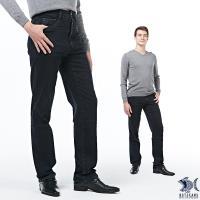 NST Jeans 造型感UP! 口袋滾邊 重磅數直筒牛仔男褲(中腰) 390(5637)