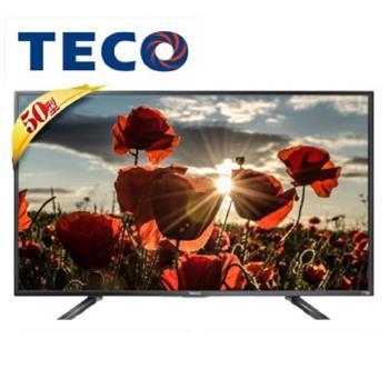 TECO 東元 TL50C1TRE 50吋 廣色域面板顯示器+視訊盒  液晶電視