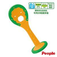 【日本People】新寶寶的飯匙咬舔玩具