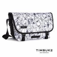TIMBUK2 CLASSIC MESSENGER經典郵差包 M (21L) (白色印花)