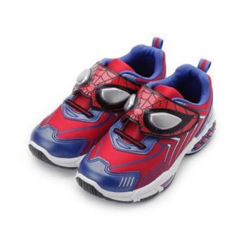 蜘蛛人 SPIEDER MAN 電燈鞋 紅藍 MNKX85142 中大童鞋 鞋全家福