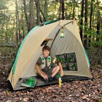 【美國BYS】小小探險家-基地野營帳篷