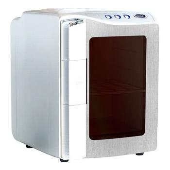 [ZANWA 晶華]電子行動冰箱/小冰箱/冷藏箱/車用冰箱(CLT-20AS-W)